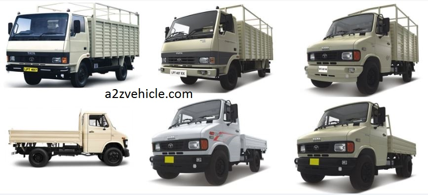 TATA 407 Truck Price List & Specifications