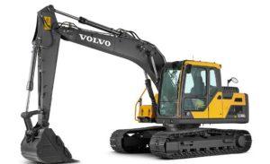 Volvo EC140D crawler excavator