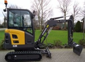 Volvo EC20C Compact excavator
