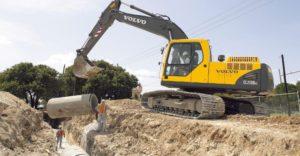 Volvo EC210B PRIMECrawler excavator