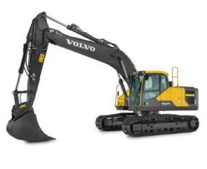 Volvo EC220ECrawler excavator