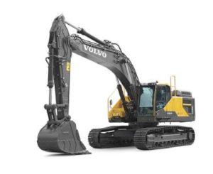 Volvo EC380ECrawler excavator