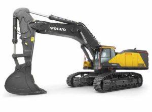 Volvo EC950Eexcavator