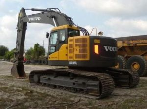 Volvo ECR305C Largeexcavator