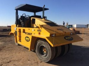 Volvo PT240RPneumatic tired rollers