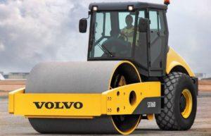 Volvo SD160Soil Compactor