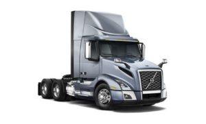 volvo semi truck price