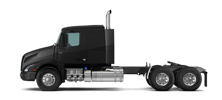 Volvo VNX 400 flat-roof Truck Price & Specifications