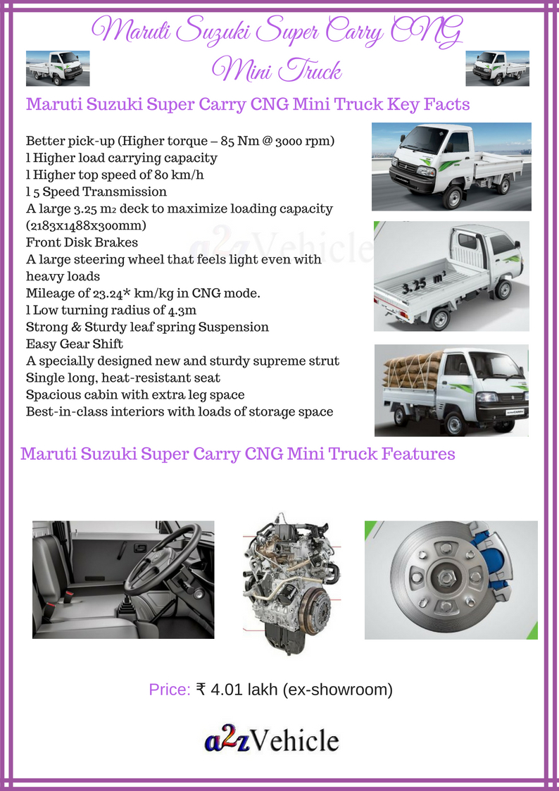maruti suzuki carry cng on road price pune