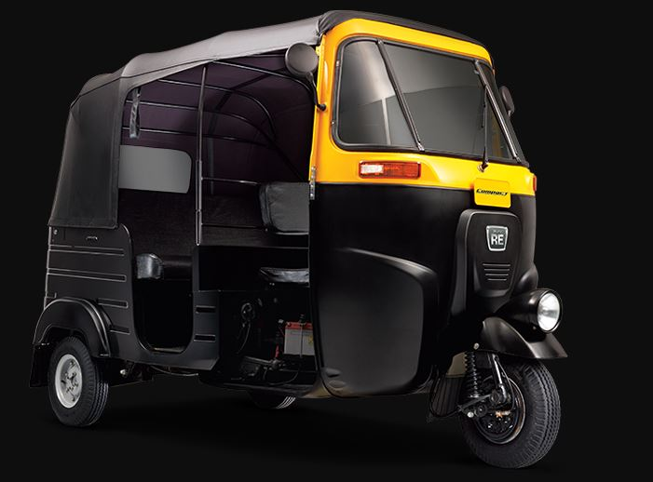 Bajaj RE Compact 4 STROKE CNG DIESEL LPG PETROL Auto Rickshaw