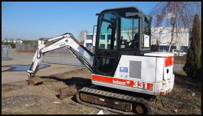 Bobcat 331 Mini Excavator Parts Specs Price Review Features & Video