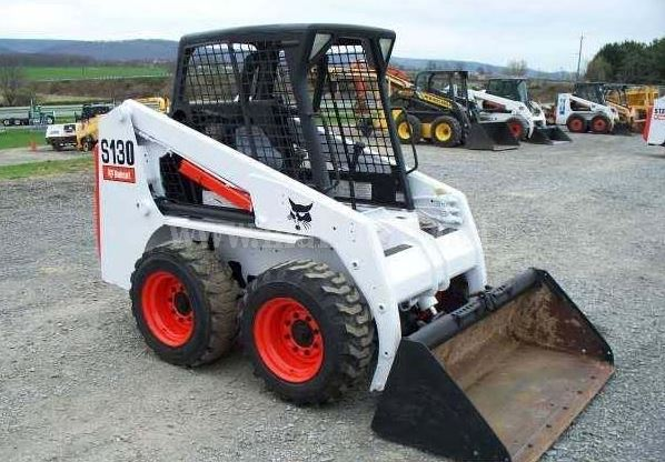 Bobcat S130 Skid Steer Loader Price Specs Attachments Review Video & Images