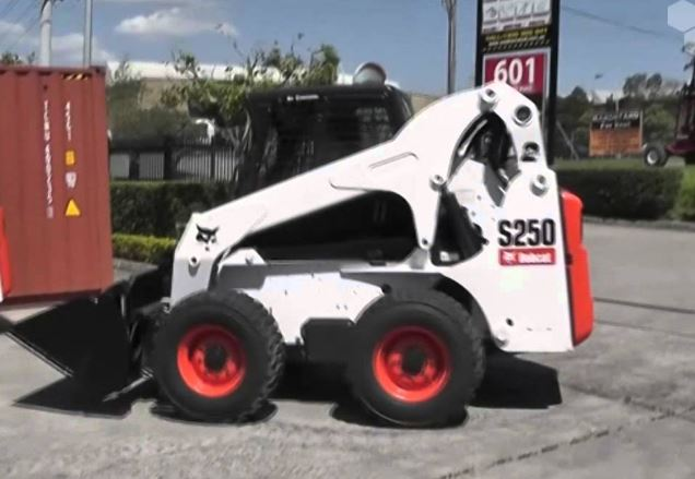 Bobcat S250 Skid Steer Loader Specifications