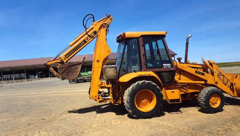 Case 580k Super M Loader Backhoe Specifications