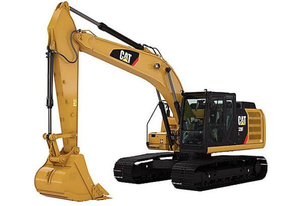 Caterpillar 320F L Excavator Specifications Price Features & Images
