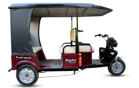 HERO Raahii E Rickshaw Key Features