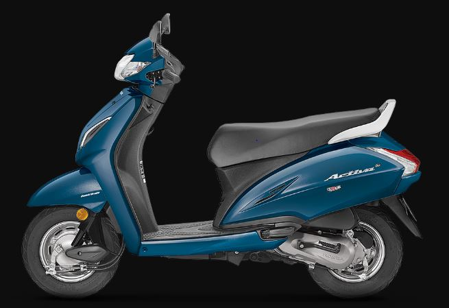 Honda Activa 5g Colors 2