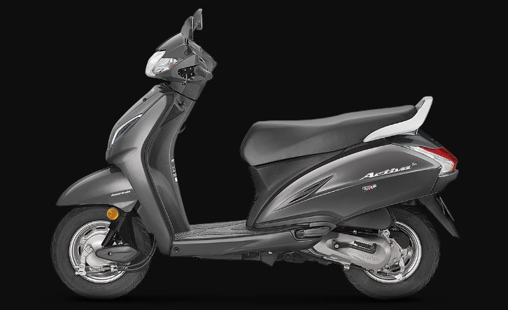 Honda Activa 5g top speed