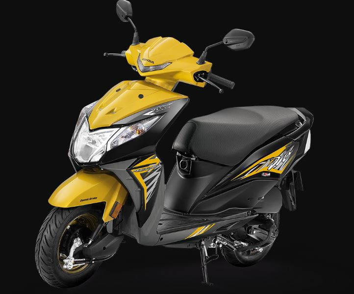 Honda Dio Deluxe Scooter Overview