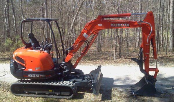 Kubota kx121-3 Mini Excavator Price
