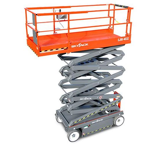 Skyjack SJIII 4632 Scissor Lifts Specs Price Features