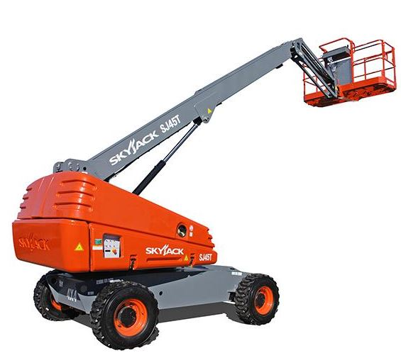 Skyjack sj45t Telescopic Boom Lift Price Specs & Features