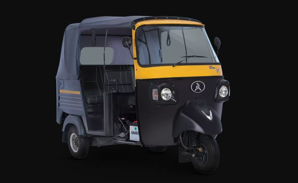 Atul Gemini Diesel Auto Rickshaw features