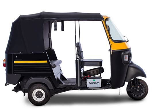 Atul Gemini Diesel Auto Rickshaw specifications