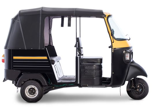 Atul Gemini LPG Auto Rickshaw Price in India