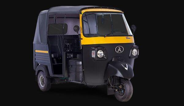 Atul Gemini LPG Auto Rickshaw Specifications