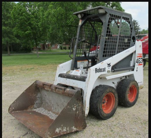 BOBCAT 463 Skid Steer Loader Price Specs Review Video