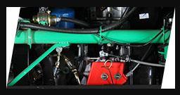 Bajaj RE Maxima Cargo engine