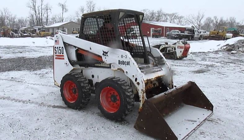 Bobcat S150 Skid Steer Loader For Sale Price Specs Engine Features Weight & Images