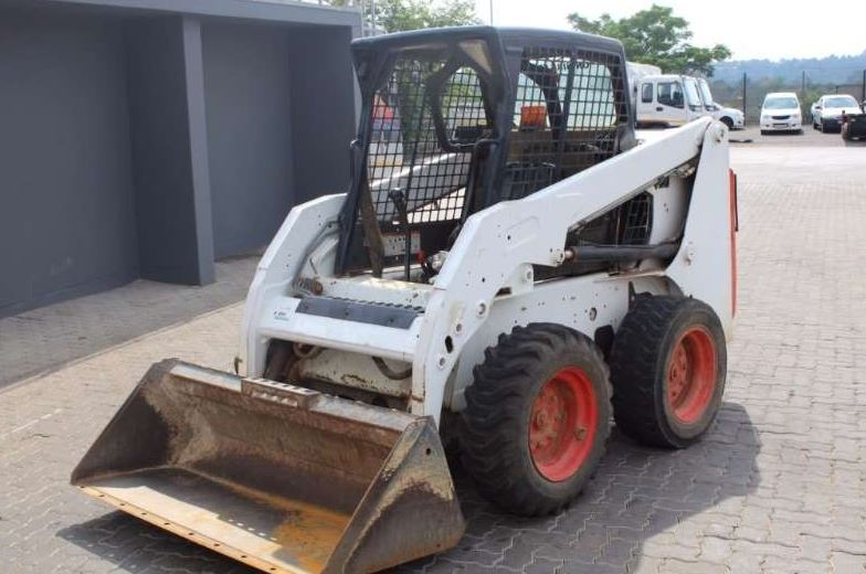 Bobcat S150 Skid Steer Loader Key Facts
