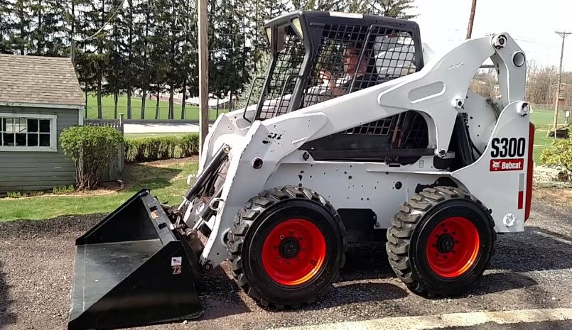 Bobcat S300 Skid Steer loader Specifications Price Key Features, & Review Video