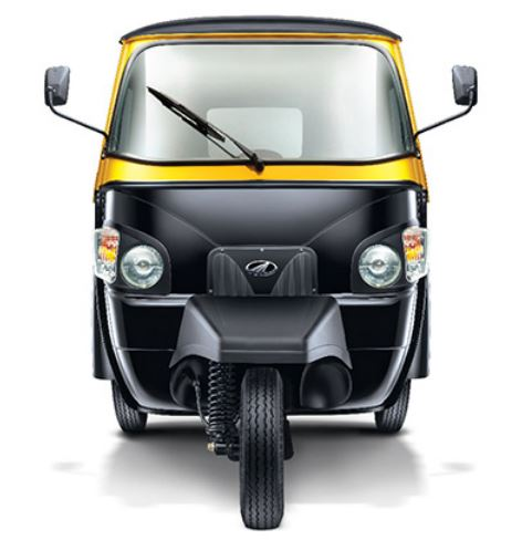Mahindra Alfa Champ Auto Rickshaw Specs Price Key Features & Images