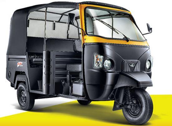 Mahindra Alfa DX Auto Rickshaw Price in India
