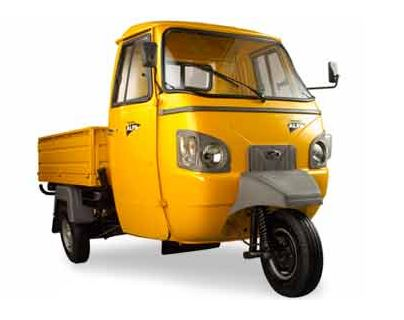 Mahindra Alfa Load Pickup Van Specifications, Price, Features & Images