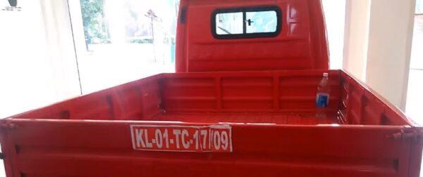 Mahindra Alfa Plus Longest Cargo Box