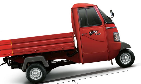 Mahindra Alfa Plus Three Wheeler Key Features