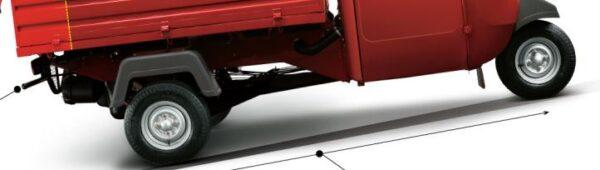 Mahindra Alfa Plus wheel base