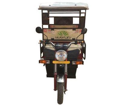 Mayuri Delux E-Rickshaw (I Cat Approved)