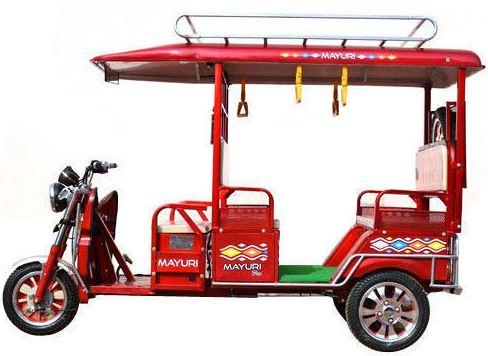 Mayuri I Cat Approved E-Rickshaw