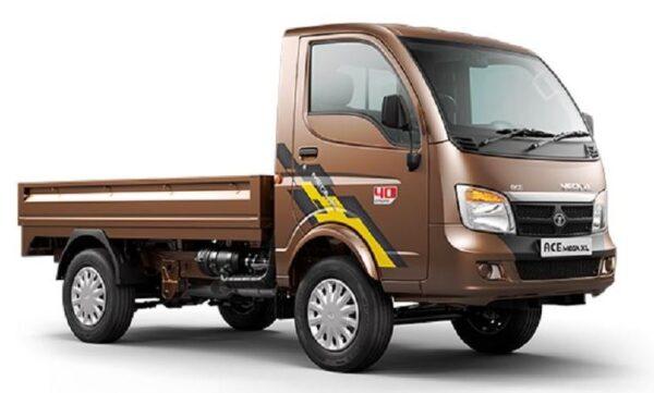 TATA ACE MEGA XL Mini truck Price Specs Overview