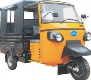 Atul Smart Passenger 6 + 1 Rickshaw