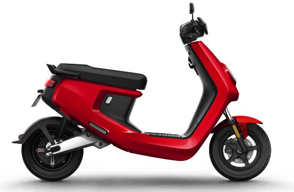 M+ NIU Electric Scooter colors 2