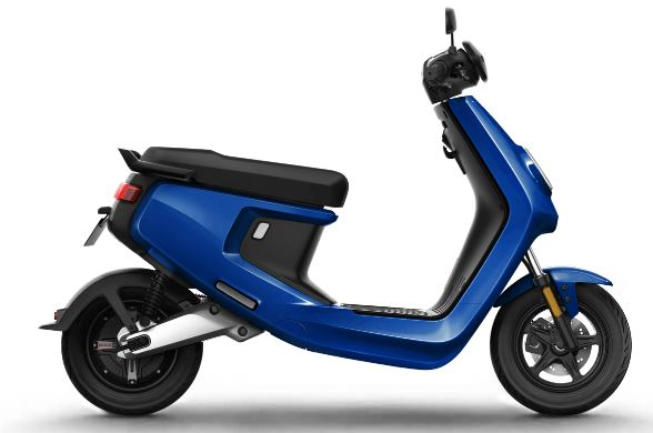 M+ NIU Electric Scooter colors 3