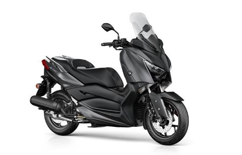 Yamaha XMax 125 Specifications Review Top Speed