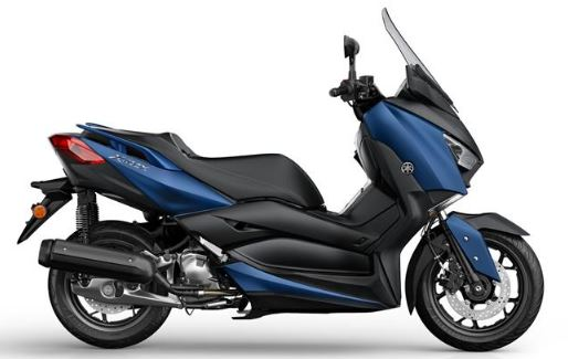 yamaha nmax 125 color 3