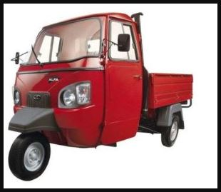 Mahindra Alfa Plus Three Wheeler price in India